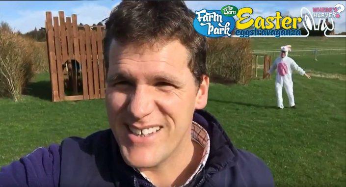 Top Barn Farm Park Where's Harvey?