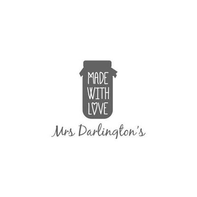 about the Harvest Shop Supplier Mrs. Darlington