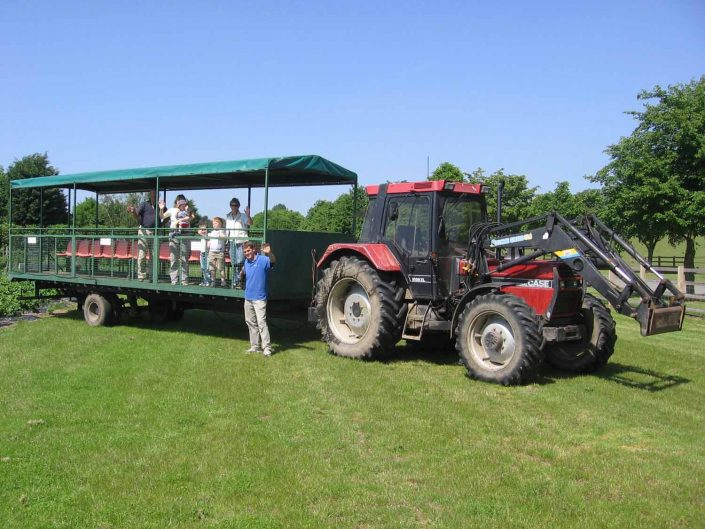 Top Barn Farm Park Trailer Tour