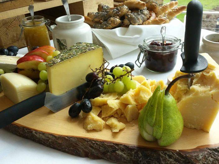 Top Barn Harvest Shop Deli Cheese Board