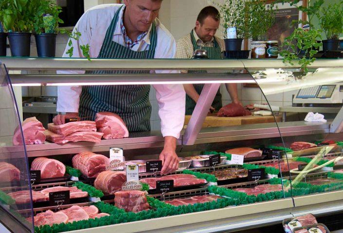 Top Barn Harvest Shop Butchery