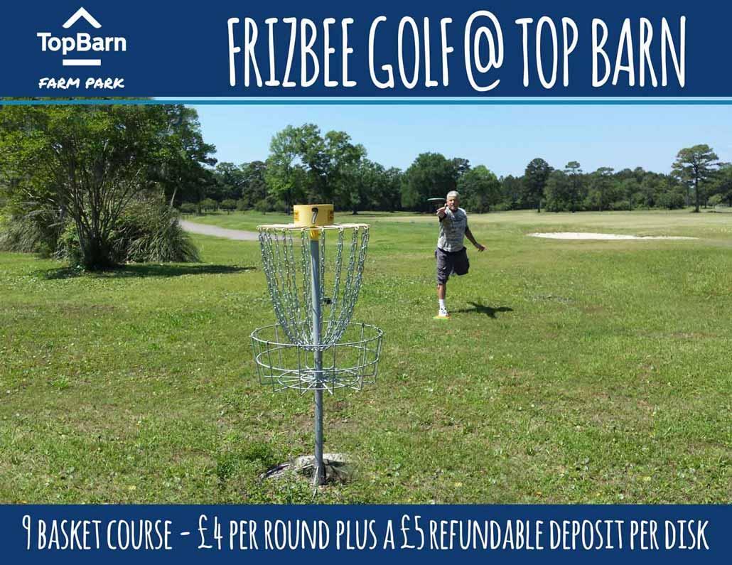 Top Barn Frizbee Golf